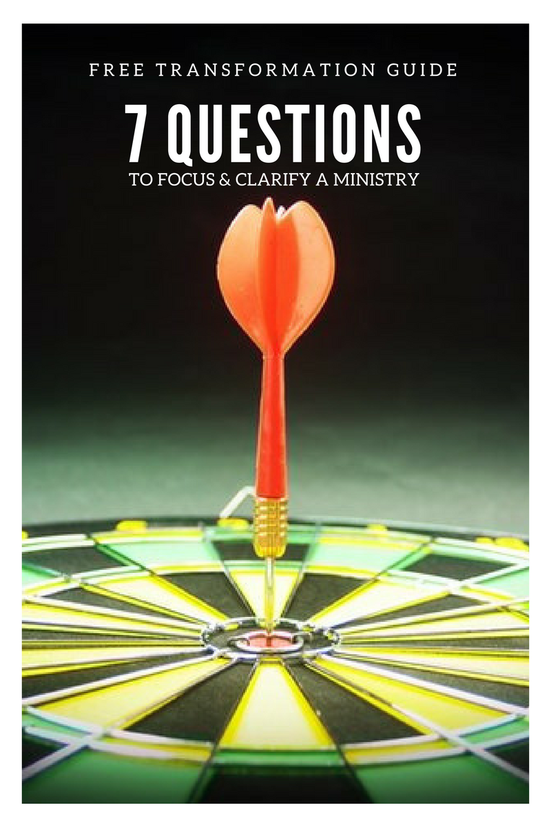 7 questions transforming
