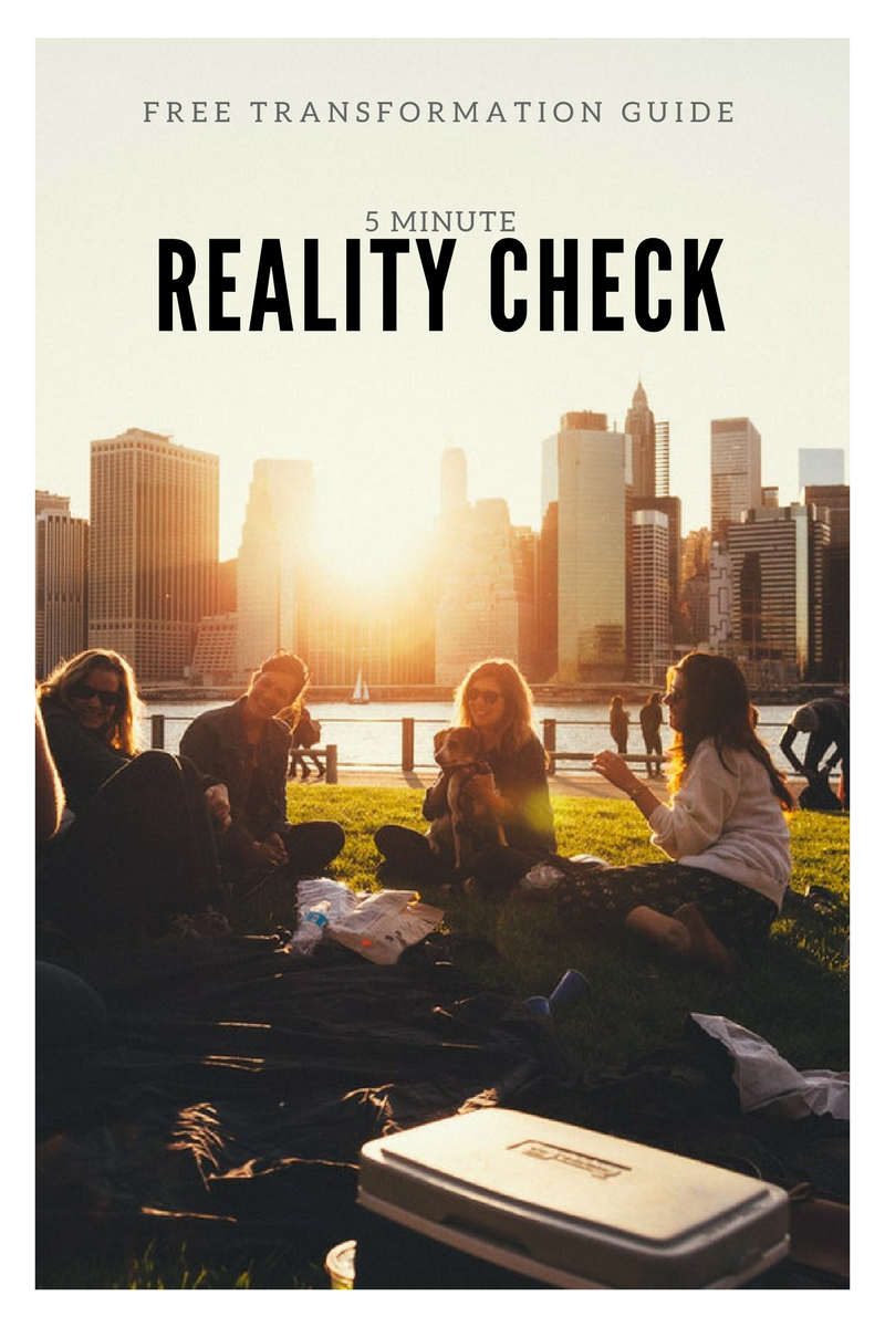 Transforming Mission REality Check