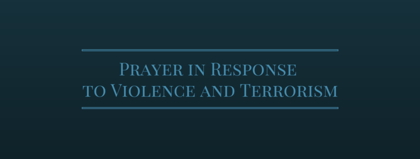 Violence & terror