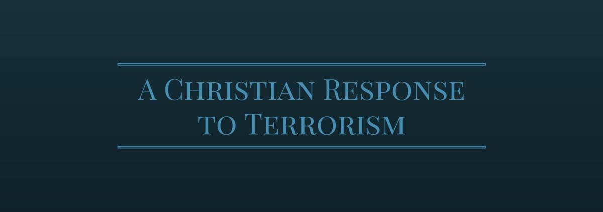 Christian Response Terrorism