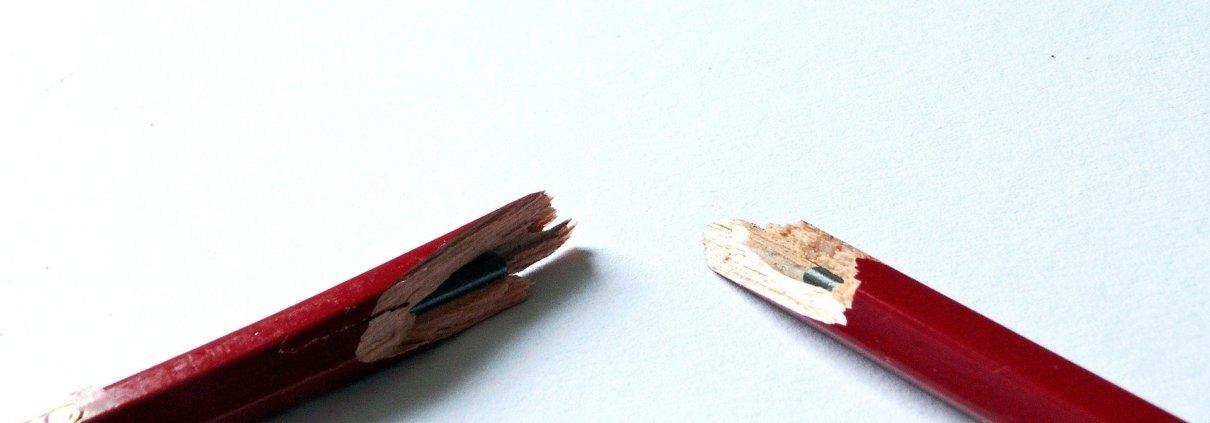 a broken pencil transforming mission