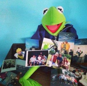 Kermit an exclusive walk down memory lane transforming mission