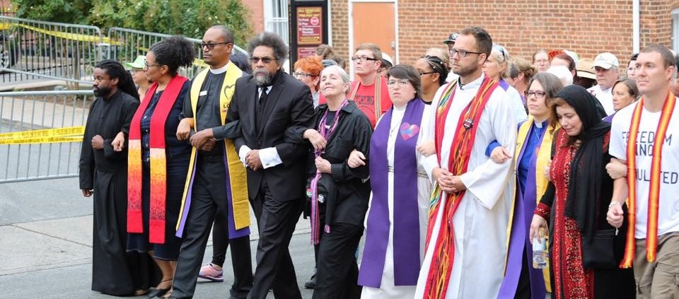 Steven D. Martin Charlottesville Transforming Mission