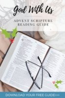 Advent Scripture Bible Reading Guide Transforming Mission