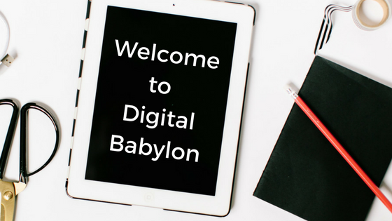 Digital Babylon Transforming MIssion