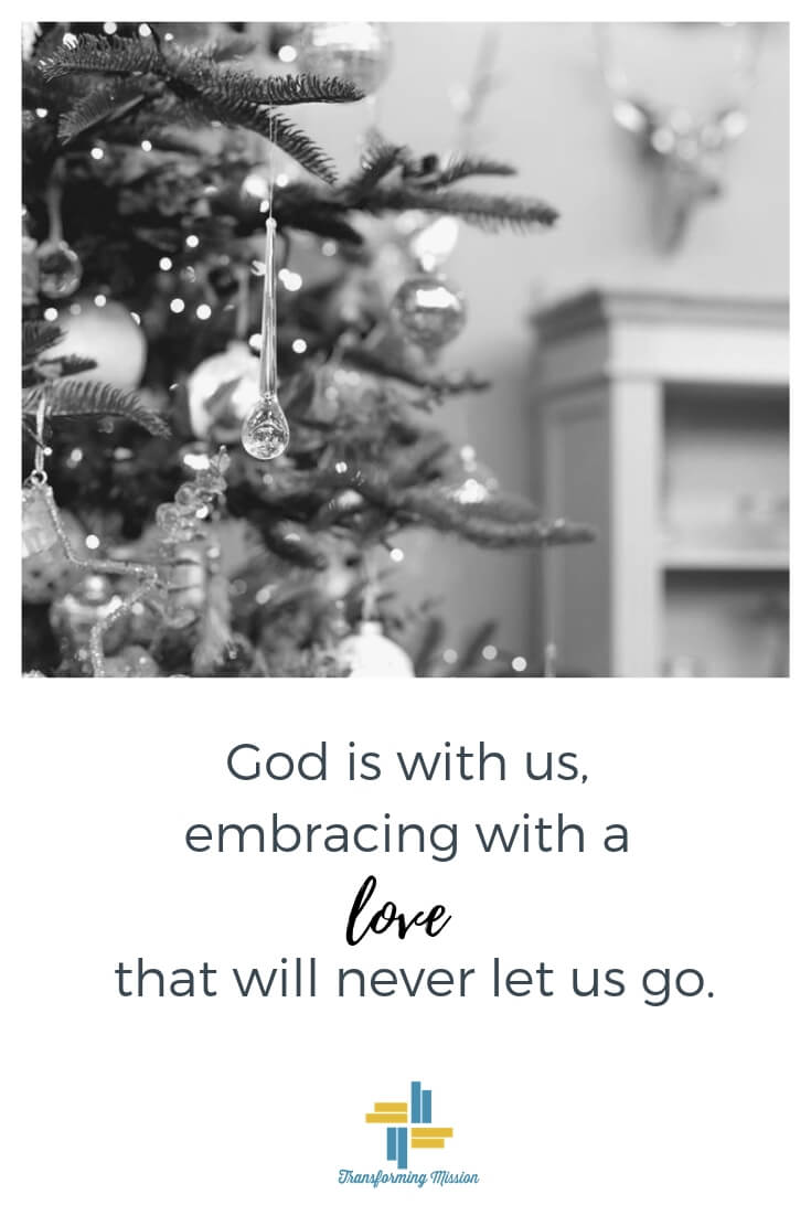 Emmanuel God is With Us Transforming Mission
