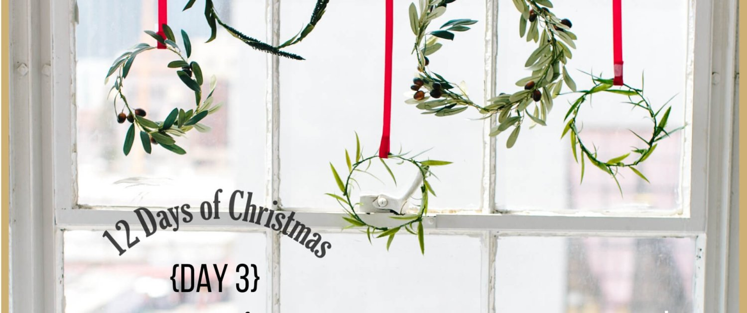 12 days of Christmas Transforming Mission day 3 connection