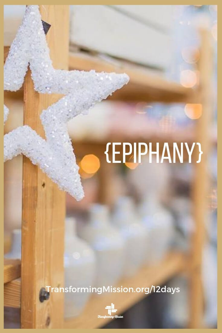 Epiphany Transforming Mission Podcast
