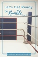 A rumble is a conversation where we lean in, listen closely and offer a gracious presence to hear and be heard. In today's episode, we explore the need for psychological safety to rumble. We also give two tools to help you create psychological safety. #rumble #vulnerability #church #pastor #faith #podcast Transforming Mission