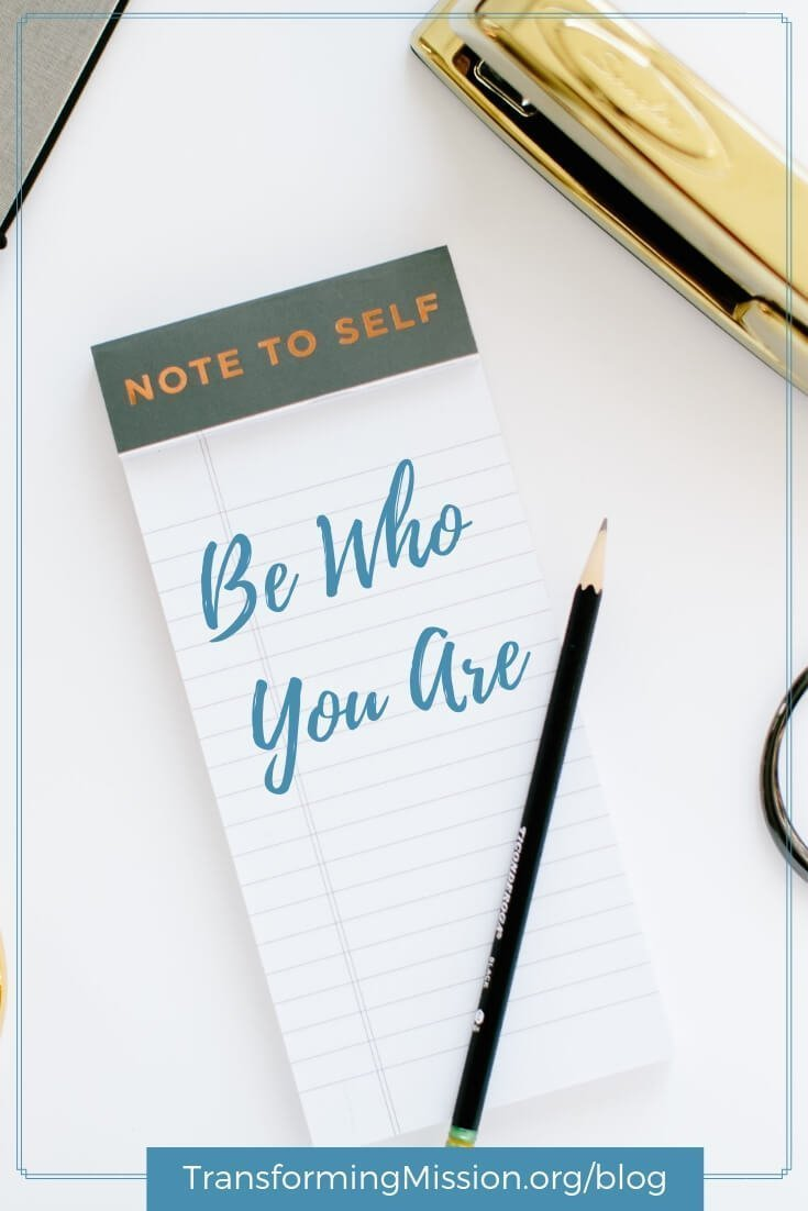 Integrity and authenticity are necessary for leaders. Being who you are is not an act of arrogance, it is an act of self-awareness. Learn more on the blog post. #self-awareness #leadership #leader #transformingmission #bloggers