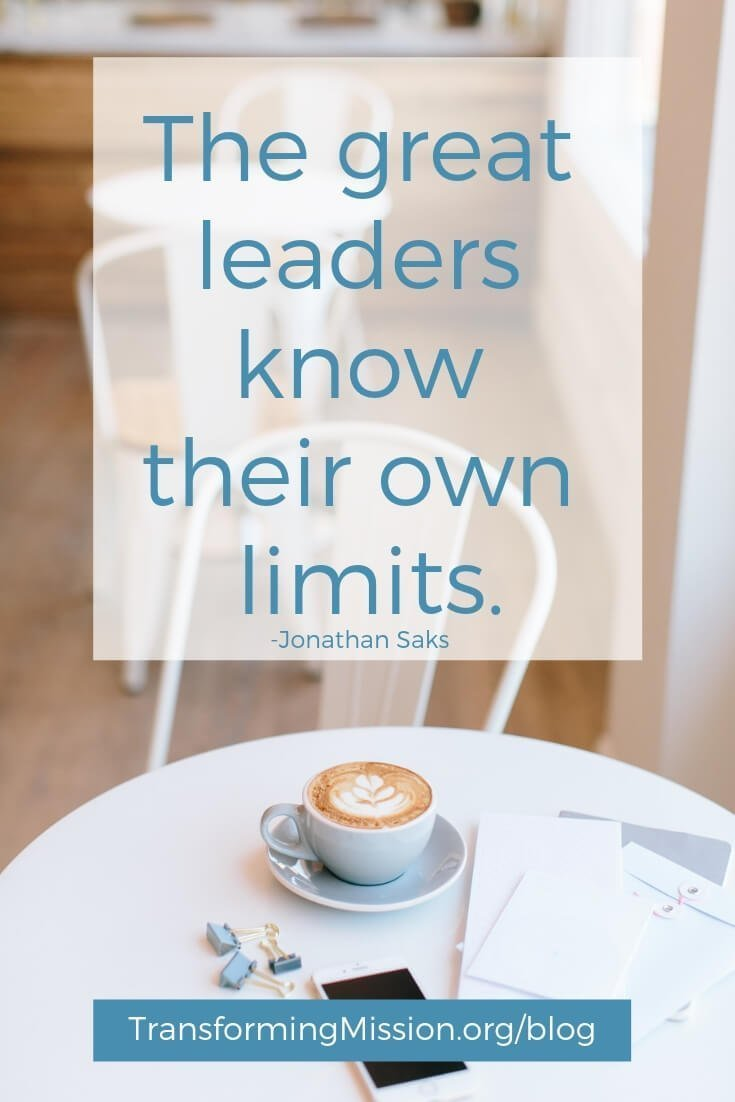 Great leaders practice self-differentiation. They know their strengths and build teams to support their shortcomings. Learn more on the blog post. #leadership #leader #transformingmission #bloggers Transforming Mission