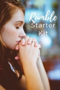 What is a rumble? How do you rumble? Why should you rumble? Here are the four essential elements to rumbling with vulnerability. If you're trying to have a hard conversation, be sure to download the Rumble Starter Kit #rumble #vulnerability #church #faith #transformingmission Transforming Mission