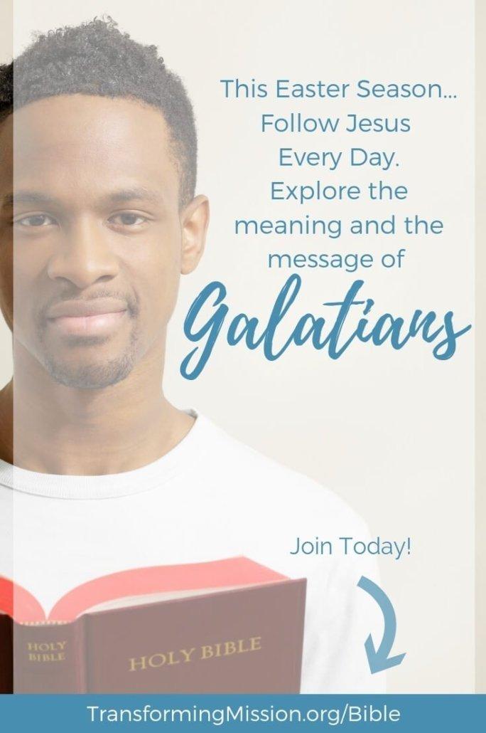 Bible Study Galatians Transforming Mission