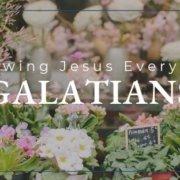 Galatians 3 Transforming Mission