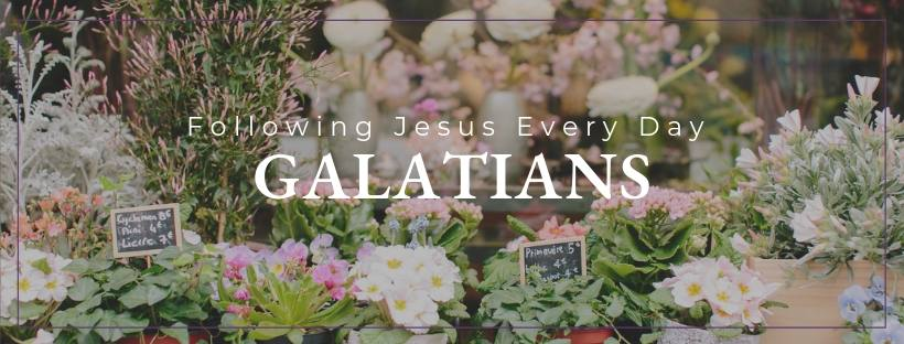 Galatians 5 Transforming Mission