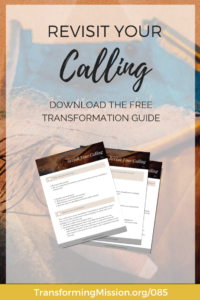 Revisit Your Calling Download