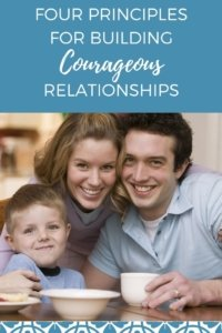 Building Courageous Christian Relationships with transforming Mission