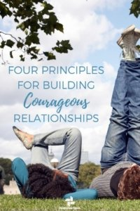 Four Principles for Building Courageous Relationships with Transforming Mission Leader Cast