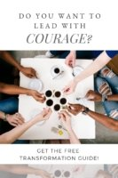 Do you want to lead with courage? Let Transforming Mission help.