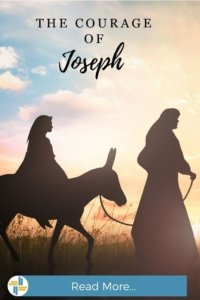 Advent and the Courage of Joseph