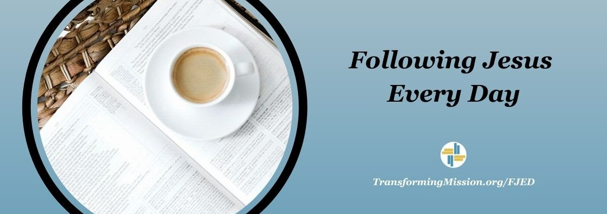 Following Jesus Every Day