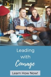 Jesus followers Lead with Ordinary Courage Find out More with Transforming Mission