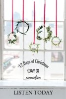 The 12 Days of Christmas - Day 3