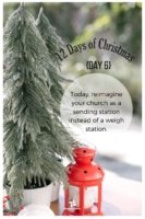 The 12 Days of Christmas - Day 6