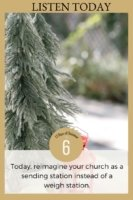The 12 Days of Christmas - Day 6 - Transforming Mission