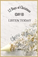 12 Days of Christmas - Day 8