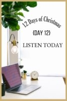The 12 Days of Christmas - Day 12