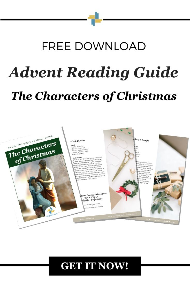 Advent Bible Reading Guide
