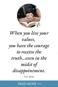 The Courage of Zechariah