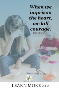 The Courage of Elizabeth - When we imprison the heart we kill courage.