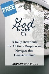 God is with Us Daily Devotion