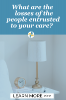 What are the losses of the people entrusted to your care? Transforming Mission