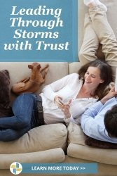 Transforming Mission shares Leading Through Storms with Trust