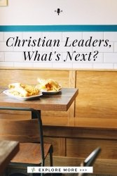 Christian Leaders What's Next With Transforming Mission