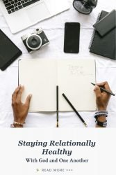 How Christian Leaders Stay Relationally Healthy