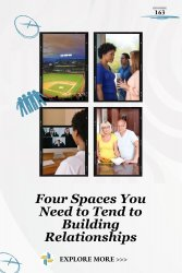 Four Spaces You Need to Tend to Building relationships with transforming Mission